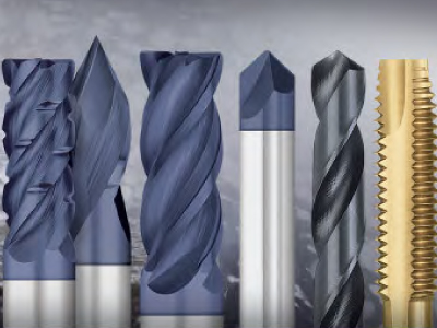 Carbide End Mills and Holders