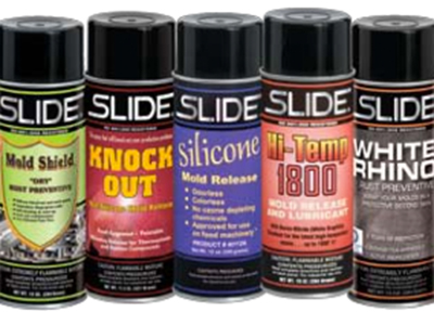 Industrial Sprays by Slide Products